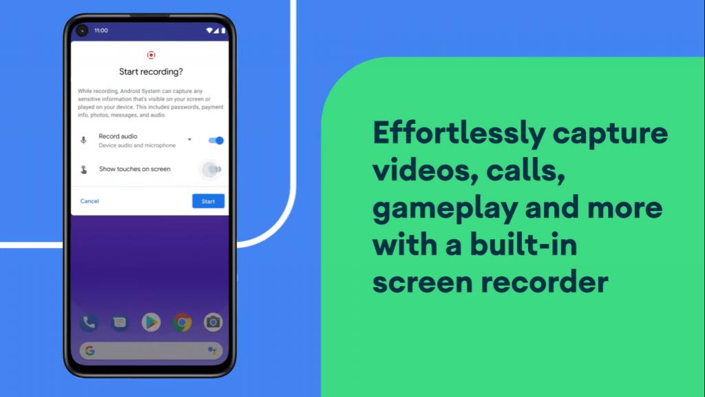 perkara baru Android 11